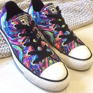 Converse All Star Oil Slick